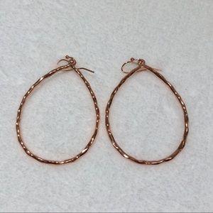 Jewelry - Rose Gold Earrings